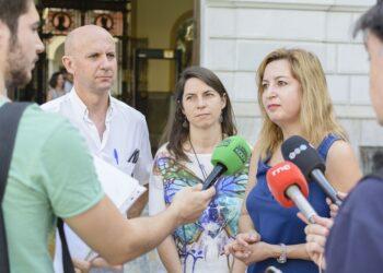 Podemos Andalucía pide al PSOE que apure las opciones para impedir un Gobierno de Rajoy otros 4 años
