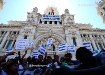 Presentación pública de la campaña «Papeles x Derecho»
