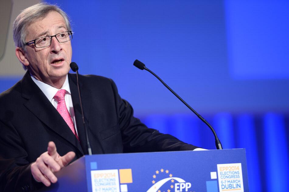 Juncker propone que los parlamentos nacionales no debatan ni voten el tratado UE-Canadá (CETA)