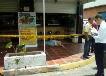Venezuela: Paramilitares asesinan en Maracay a General de la Guardia Nacional