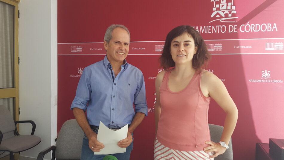 Ganemos Córdoba exige coordinación entre administraciones para políticas de vivienda
