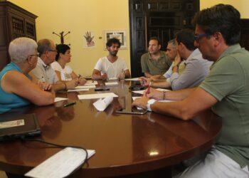 Participa apuesta por una mesa con numerosos agentes sociales para consensuar el futuro de AUSSA