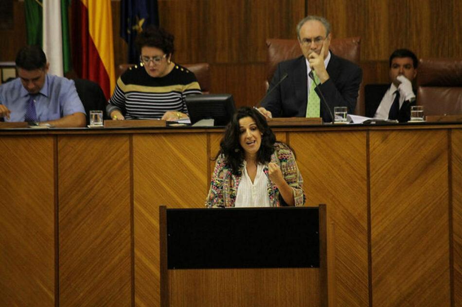 Podemos Andalucía pide a Educación que informe de la drástica disminución de plazas vacantes de maestros