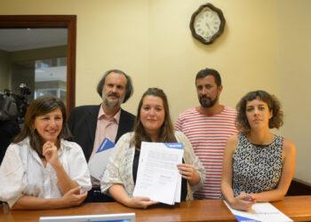 En Marea pasa a formar parte del Grupo Parlamentario Confederal Unidos Podemos – En Comú Podem