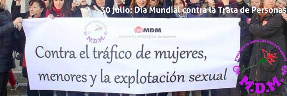 30 julio: Día Mundial contra la Trata de Personas