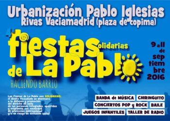 IV Fiestas Solidarias en «La Pablo» (Rivas)