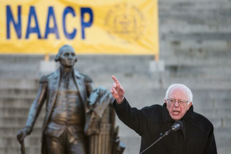 Wikileaks revela que cúpula del partido Demócrata de EEUU hizo campaña para evitar triunfo de Bernie Sanders