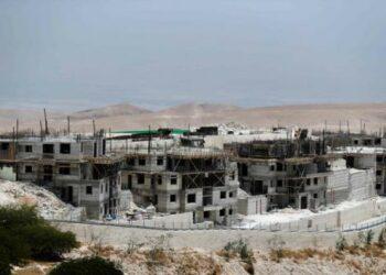 Israel aprueba la construcción de 560 nuevas viviendas en una colonia de Cisjordania