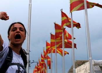 «Se está preparando el terreno para provocar una nueva revolución de colores en Macedonia»