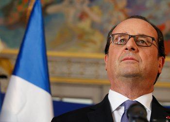 «La promesa de Hollande continúa el círculo vicioso de terror y guerra de Occidente»