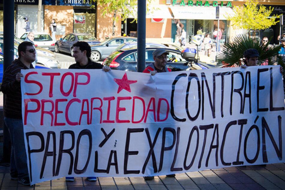 Sánchez Mato: «si apartamos la propaganda y autocomplacencia que rodea a la EPA se observa que el paro desciende a costa de expulsar gente del mercado laboral y acentuar temporalidad y precariedad»