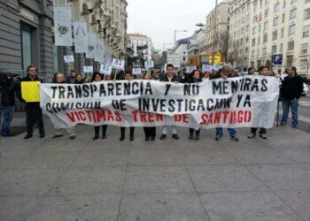 El informe de la UE concluye la falta de independencia en la investigación del accidente del tren de Santiago