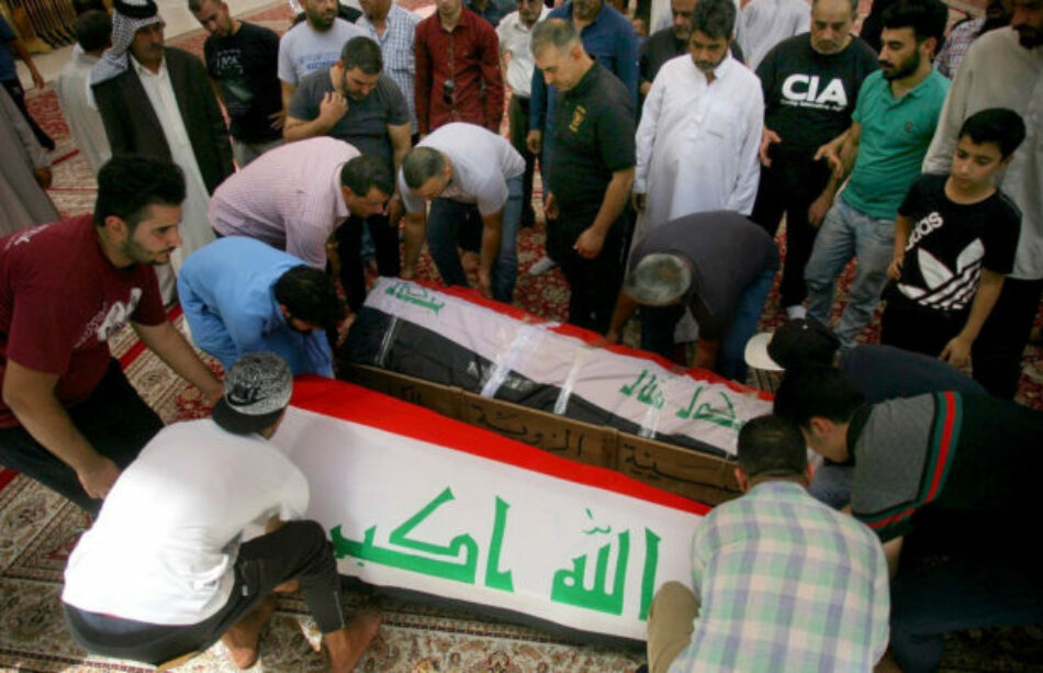 Iraq / Ataque del ISIS contra un pueblo diezmado desde la invasión imperialista: 120 muertos y 200 heridos