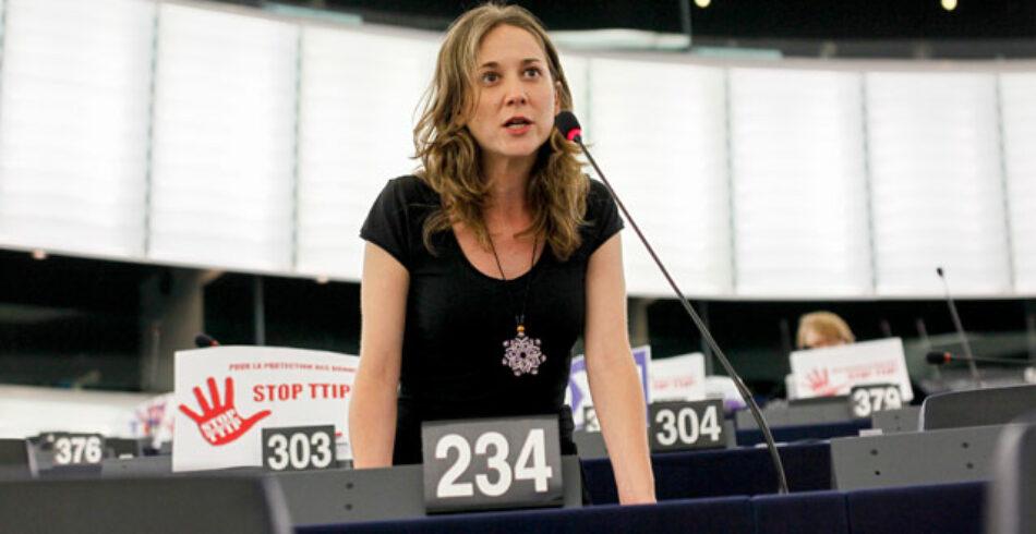 IU exige a Juncker que someta la ratificación del CETA a la votación de los parlamentos estatales