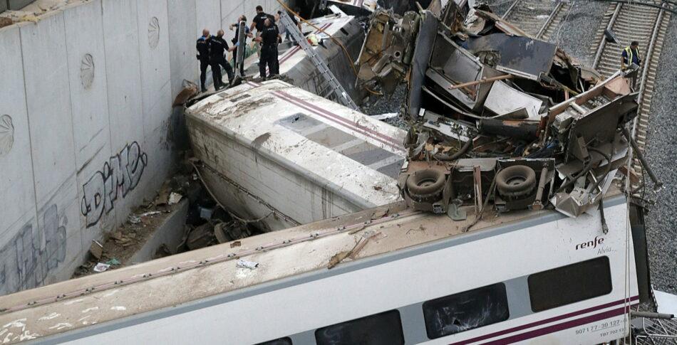 Víctimas del tren de Santiago: «la Unión Europea avala tres años de lucha por la Verdad y la Justicia»