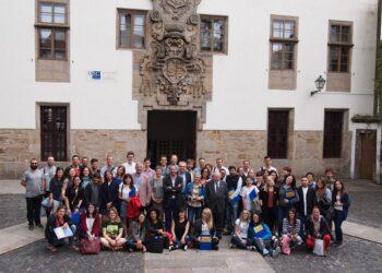 Alumnado de tres continentes participa na XXIX edición dos Cursos de lingua e cultura galegas da USC