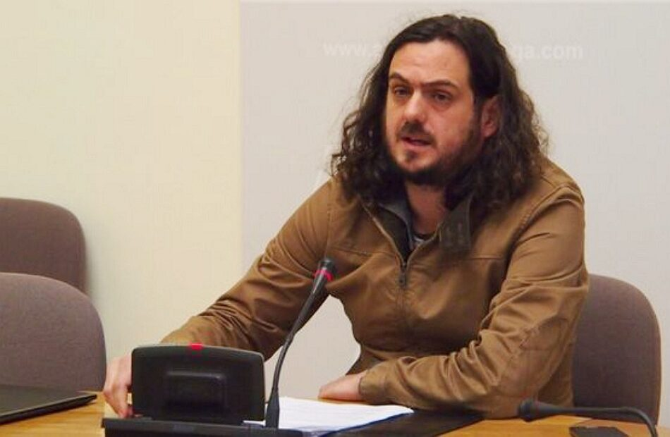 """Antón Sánchez denuncia a """"nefasta xestión"""" dos fondos europeos por parte do Goberno de Alberto Núñez Feijóo"""