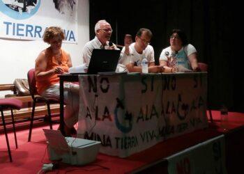 La Plataforma Sí a la Tierra Viva anuncia la intensificación de su protesta contra la minería de tierras raras