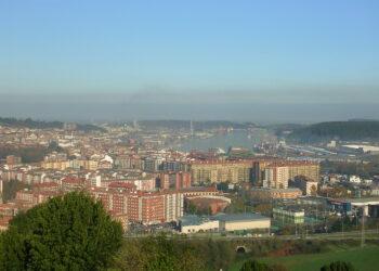 Denuncian el aumento de la contaminación de partículas en la Comarca de Avilés