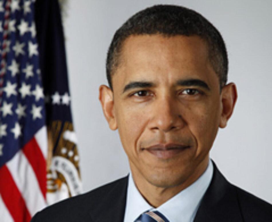 Presidente estadounidense inicia breve visita oficial a España