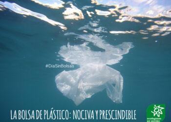 En los supermercados españoles no se celebra el Día Internacional Libre de Bolsas de Plástico