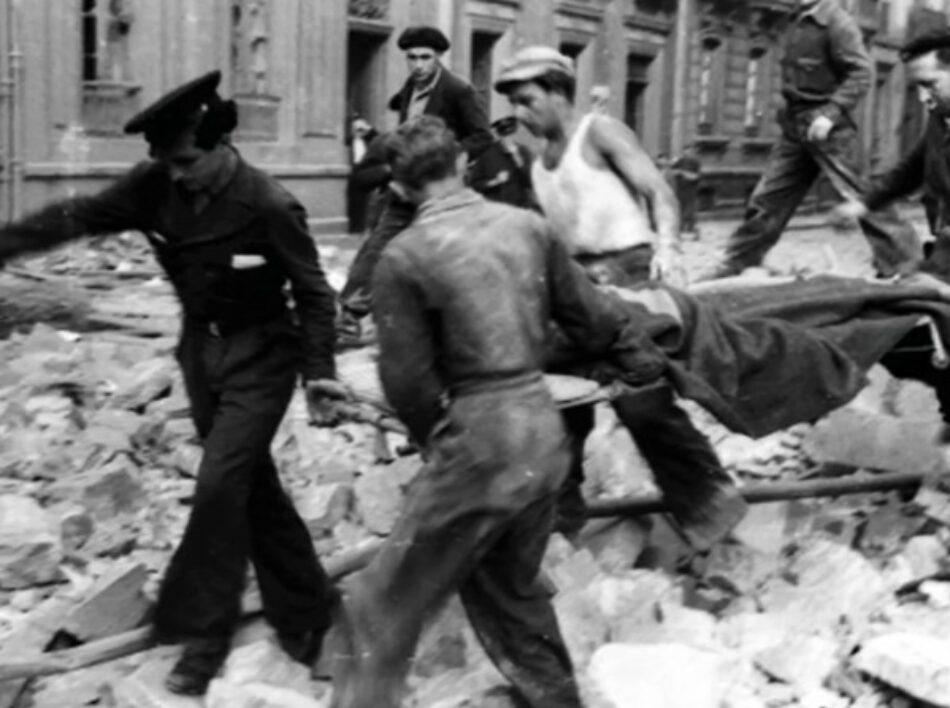 Bombardeando Gijón