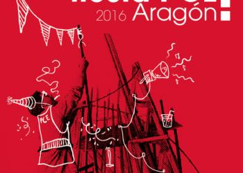 """Fiesta PCE Aragón 2016  """"Construyendo Utopía: Unidad Popular"""""""