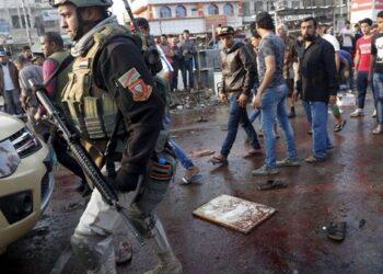 El PIE condena el atentado del DAESH en Bagdad y se solidariza con las víctimas, entre ellas militantes y simpatizantes del PC iraquí