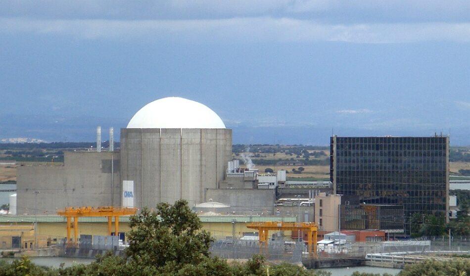 La central nuclear de Almaraz incumple de manera sistemática las especificaciones técnicas de funcionamiento