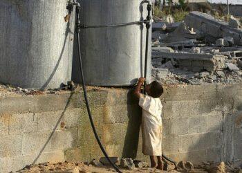 IU denuncia ante la UE los cortes de agua en Cisjordania ordenados por el Gobierno de Israel