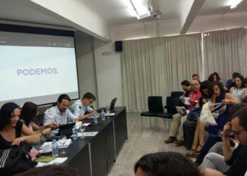 El Consejo Ciudadano de Podemos abre la reflexión sobre la nueva etapa del partido
