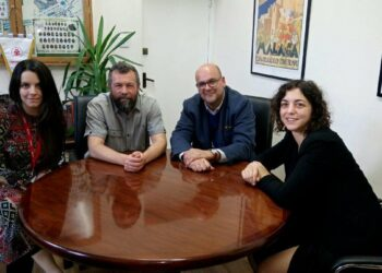 La eurodiputada Tania González viaja a Londres para evaluar el Brexit