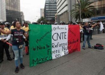 CNTE en alerta ante actos de represión por parte del Estado mexicano