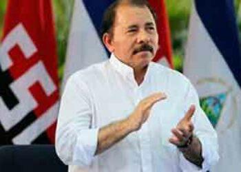 Jóvenes de Nicaragua ratifican respaldo a Daniel Ortega