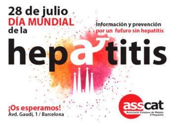 La Asociación Catalana de Enfermos de Hepatitis (ASSCAT) denuncia la falta de voluntad política para eliminar la hepatitis C en España