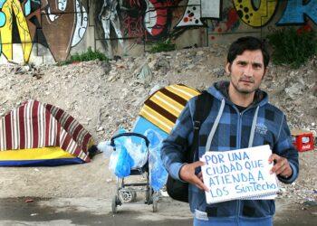 Documental en Diario Vice: «Lagarder Danciu, el activista rumano que defiende a los sintecho en España»