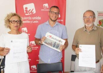 Izquierda Unida Santa Marcha rechaza la condecoración al ex-alcalde Javier Cascante