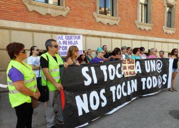 Denuncian en Murcia dos casos de asesinato machista