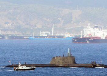 EQUO critica que el tránsito de submarinos nucleares por el Estrecho siga poniendo en peligro a la población y el medio ambiente