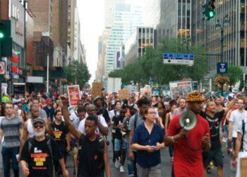 Asesinato de dos afrodescendientes reaviva las protestas contra el racismo en EE.UU.