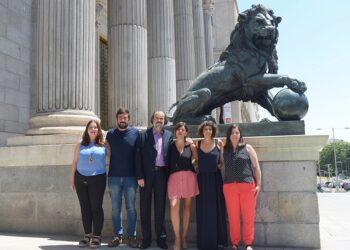 En Marea solicitará Grupo Parlamentario no Congreso o próximo martes