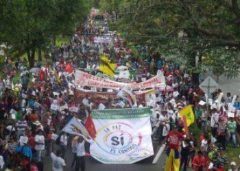 Los retos del sí al plebiscito por la paz de Colombia