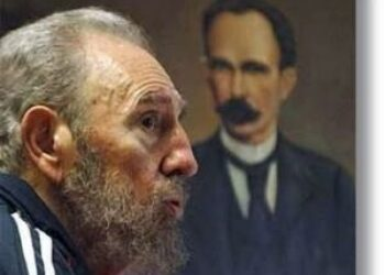 Fidel, bolivariano y martiano (I)