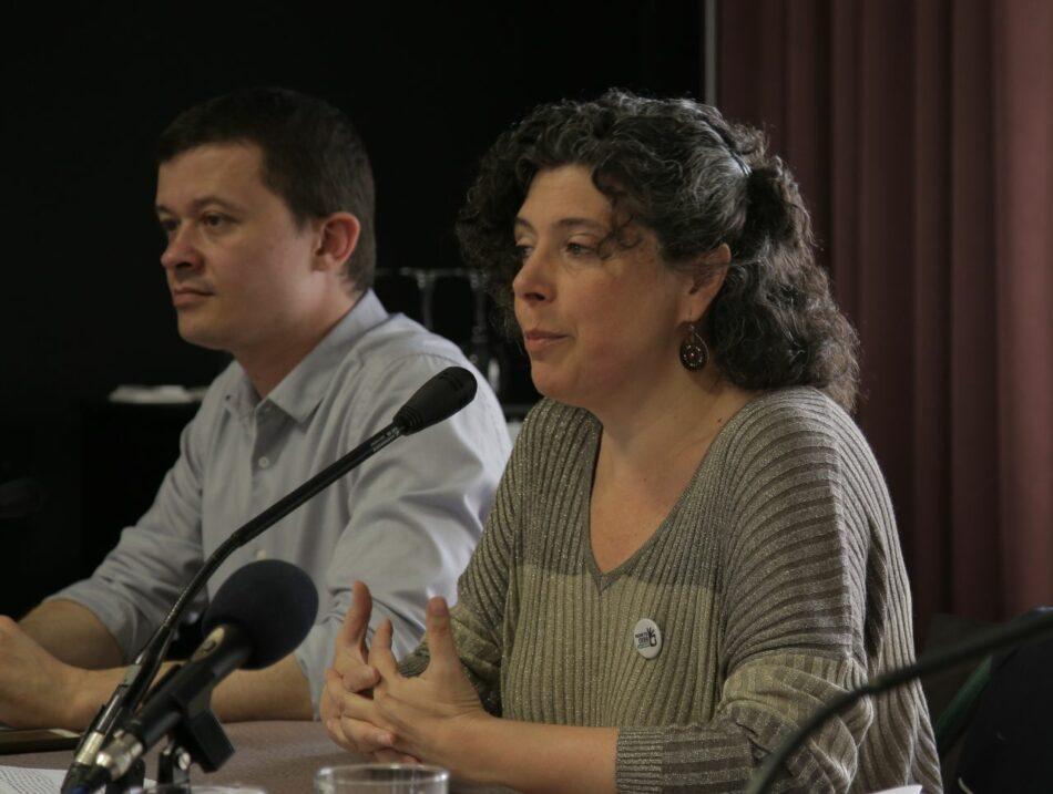 Recortes Cero – Grupo Verde defiende como única alternativa al PP, un gobierno PSOE – Unidos Podemos – C's
