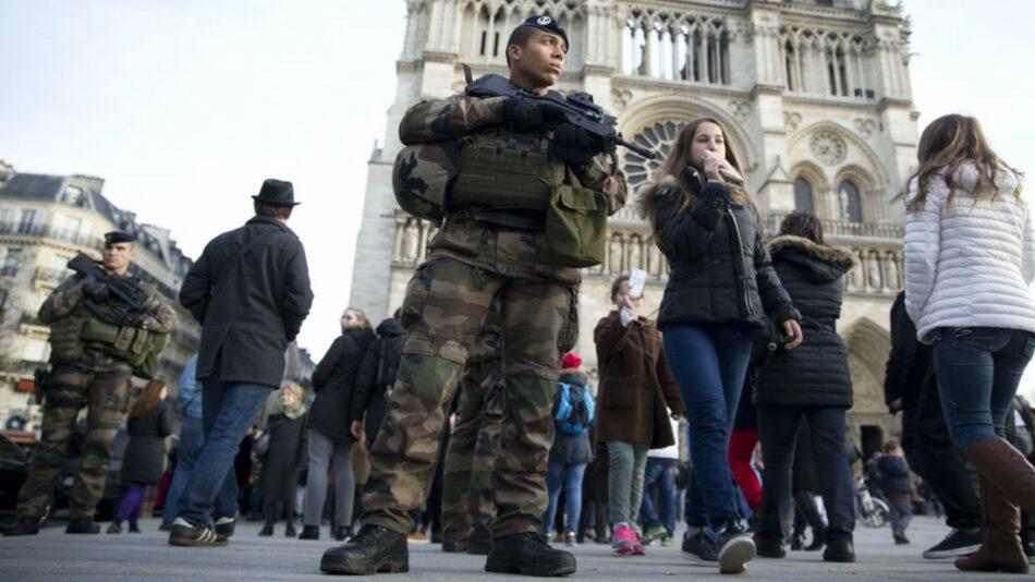 Diputados aprueban extender estado de emergencia en Francia