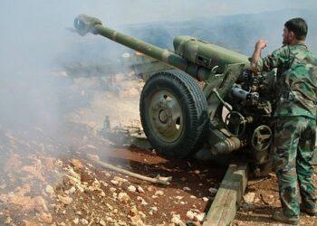 Tropas sirias y de Hezbolá siguen avanzando en la Guta Oriental