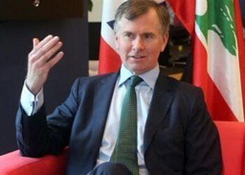 Embajador británico: Nadie puede criticar a Hezbolá por luchar en Siria