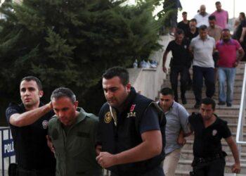 Unión Progresista de Fiscales, JpD y Medel junto a la asociación turca YARSAV, piden al embajador turco la liberación inmediata de los jueces y fiscales detenidos