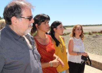 Podemos alerta del peligro inminente que acecha al Parque Nacional de Doñana: el proyecto gasístico de Gas Natural