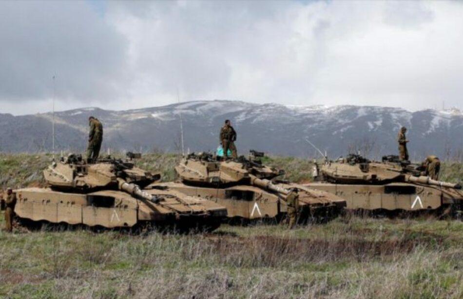 Israel ataca unos objetivos militares en Siria